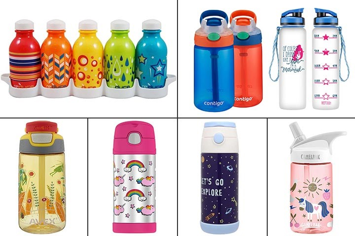 4 Best Drinks Bottles for Little Ones and Toddlers